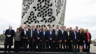 Los gobernadores se reunieron en Córdoba con el ministro del Interior