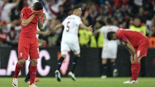 Todo es desconsuelo para Liverpool