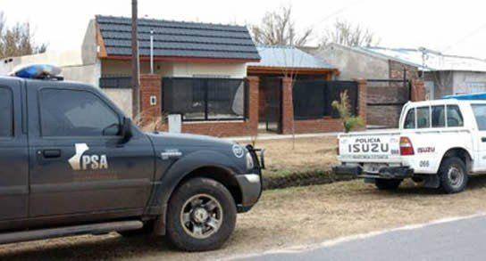 French 6900. La casa donde apresaron a Juan Antonio Jure en julio de 2009.