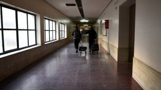 Puesta en escena. En los pasillos de Tribunales suele ser cotidiano el accionar de quienes inventan accidentes para lucrar.