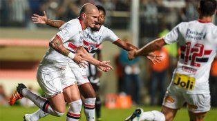 El San Pablo de Bauza avanzó a las semifinales de la Copa Libertadores.