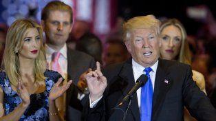 Trump declaró una fortuna de u$s10.000 millones