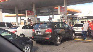 El robo se produjo esta esta mañana. Las víctimas el auto solo pocos minutos y eso fue aprovechado por ladrones.
