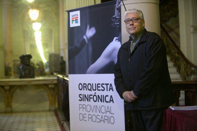 El director. Del Pino Klinge.