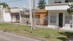 La casa donde Libertad Rondán convivió diez años con el hombre a su cuidado.