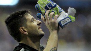 Orion atajó tres penales y le dio la clasificación a Boca.