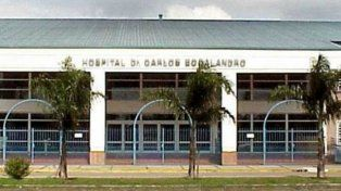 Penoso. Los cinco chicos de Villa Bosch fueron llevados al Hospital Bocalandro.