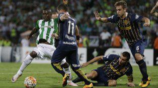 A Central se le derrumbó la ilusión en el final: perdió en Medellín y quedó eliminado de la Copa
