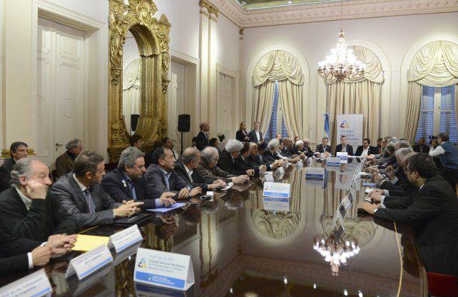 Diálogo. El Consejo del Salario Mïnimo