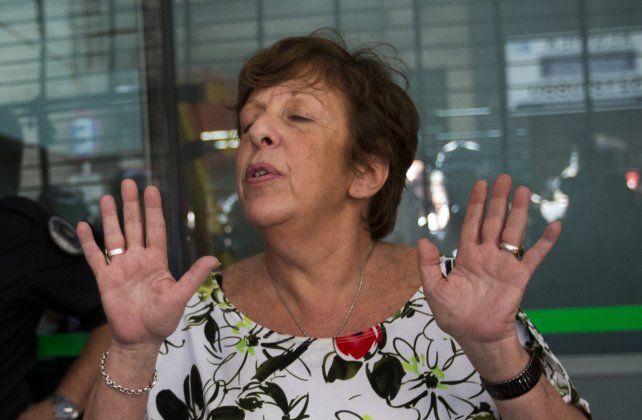 CAMBIO Y FUERA. Nisman se vio obligado al suicidio