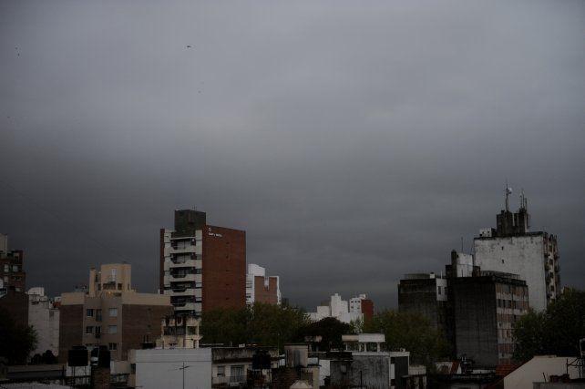 El cielo estará este fin de semana nublado a parcialmente nublado
