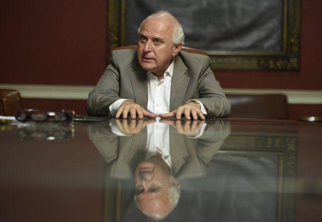 El gobernador habló hoy sobre el veto del presidente Macri a la ley antidespido.
