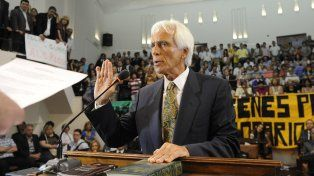 El concejal del Peronismo Solidario Carlos Cossia se defendió de las acusaciones que le hicieron su colegas en el Palacio Vasallo.