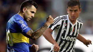 Tevez y Dybala quedaron afuera de la lista de convocados de Martino.