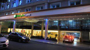 Pocas reservas. Los empresarios del sector hotelero afirman que sólo tienen un 40% de ocupación.