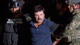 El narcotraficante se encuentra arrestado en su país tras dos fugas.