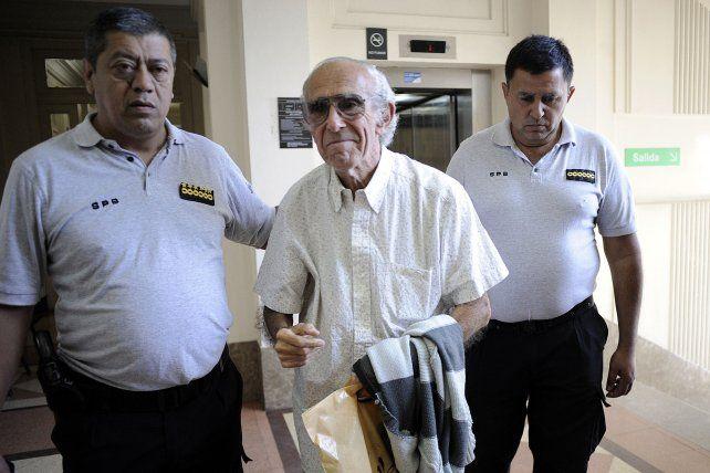 Custodiado. Barreda gozó de un tiempo de prisión domiciliaria en lo de su entonces novia Berta André