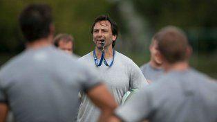 El head coach de Jaguares
