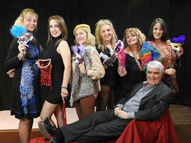 Las mujeres de los martes se suben a escena en teatro Arteón