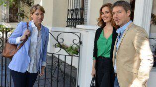 Trío amoroso. Florencia Bertotti