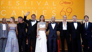 Glamour y adrenalina en el Festival Internacional de cine Cannes
