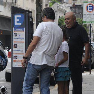 A pagar. El oficialismo va por más cuadras en las que habrá que pagar para estacionar.
