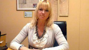 Mamá y abogada. Quien busca una sanción para el papá del nene es María Paula González Tomassini.
