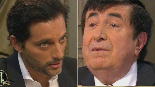 Durán Barba dijo que no es real que haya gente que se muera de hambre y Joaquín Furriel lo cruzó