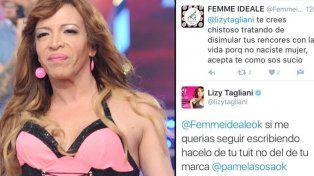 Pamela Sosa tuvo que aclarar en su cuenta de Twitter que ella no manejaba la cuenta de su marca de ropa.