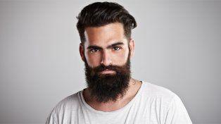 Un estudio probó que una barba posee las mismas bacterias que pueden hallarse en un inodoro.