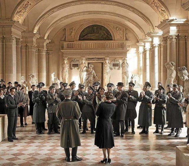 Realismo. El filme fue rodado en el Museo del Louvre