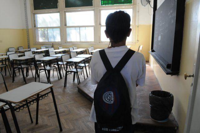 La Ctera pide más presupuesto para educación.