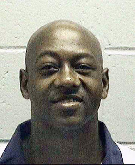 Timothy Tyrone Foster. La Corte anuló ayer su pena de muerte.
