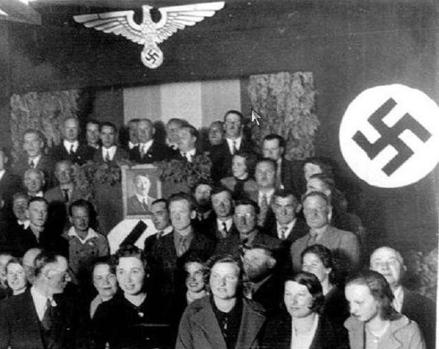 Nazis. En Bariloche