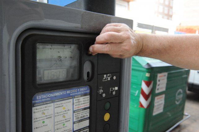 El tema del estacionamiento medido vuelve a estar en debate