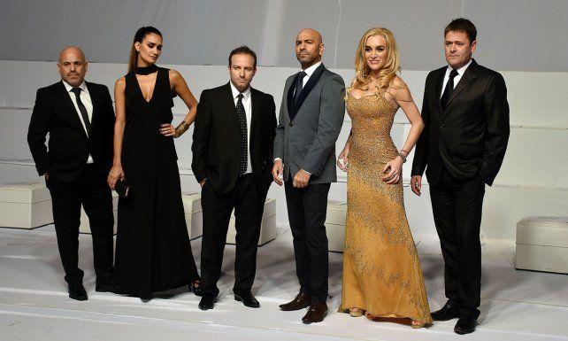 Los llamativos looks de los famosos que se reunieron para la presentación de ShowMatch