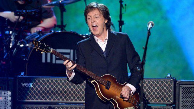 El exbeatle Paul McCartney dijo que fue muy duro separarse de mis amigos de toda la vida.