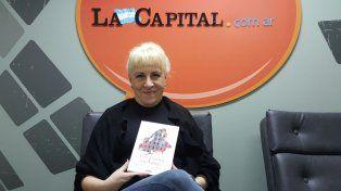 Una de las autoras de Corazones en llamas