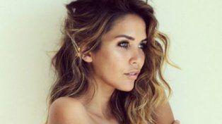 Rosanna Zanetti habló de su nuevo amor con el español.