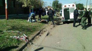 Homicidio esta mañana en Villa Gobernador Gálvez. El tercero en pocas en el departamento Rosario