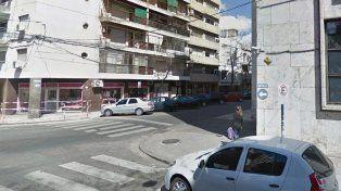 La última vez que se lo vio a Gilabert fue en el bar de Montevideo y Moreno.
