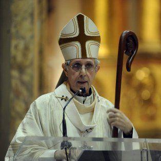 El cardenal Poli rogó a Dios para que las promesas no defrauden a la gente, ni alimenten el desaliento y el desencuentro entre hermanos.