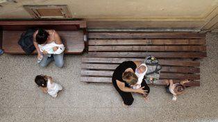 Muy jóvenes. Las áreas de salud mental y trabajo social son incluidas en los casos de mujeres menores.