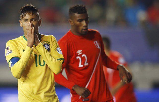 Neymar. Barcelona autorizó al brasileño para un solo torneo: la Copa América o los Juegos Olímpicos. El 10 irá a Río.