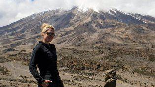 Maria Strydom tenía 34 años pero no logró sobrevivir a la escalada del Everest.