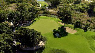 Excelentes. Uno de los campos de golf caribeños.