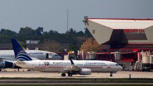 Copa Airlines lanzó sus vuelos desde  Rosario