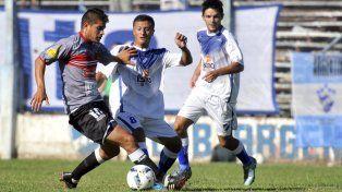 Alejo Vecchiarello está para jugar.