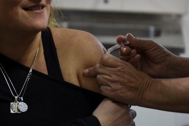 Las vacunas de la Gripe A son enviadas semanalmente por la Nación.