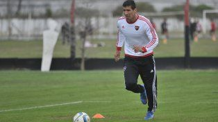 Cáceres llegó a Newells en 2012 y fue campeón en 2013 con el Tata Martino.